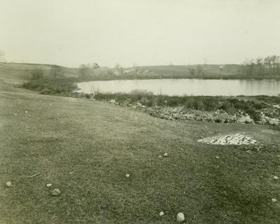 Photograph, Winter Lake