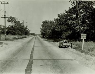 Photograph, Cross Road