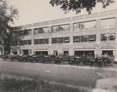 Photograph, F.F. Wood Motor Company