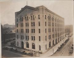 Photograph, Michigan Bell Building on Division