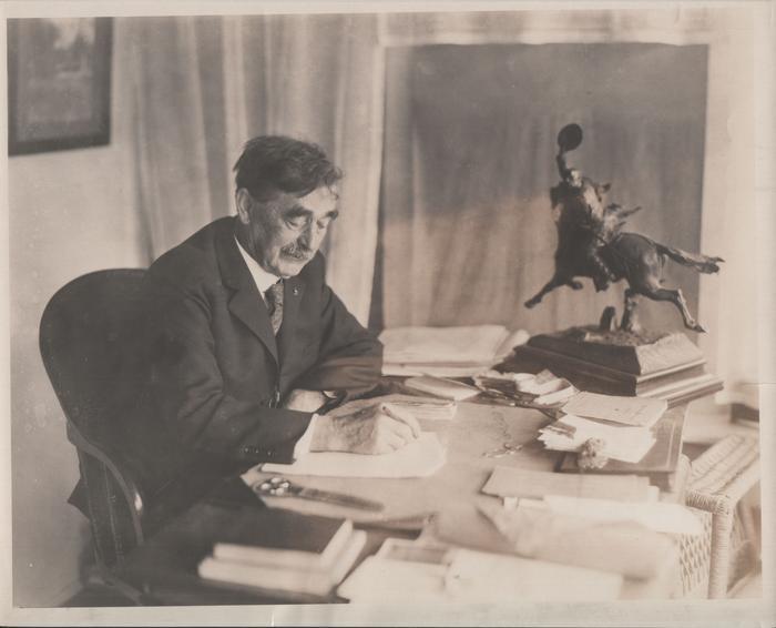 Photograph, Charles Belknap