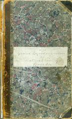 Book, The Grand Rapids Lyceum of Natural History Records