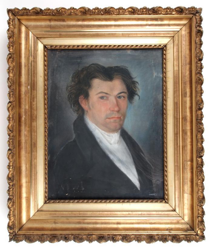 Painting, Portrait of Wenzel Herkner