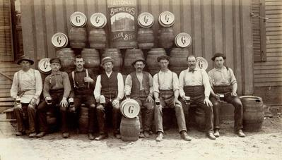 Photograph, National Brewery Labor