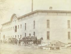 Photograph, Veit And Rathmann Eagle Brewery