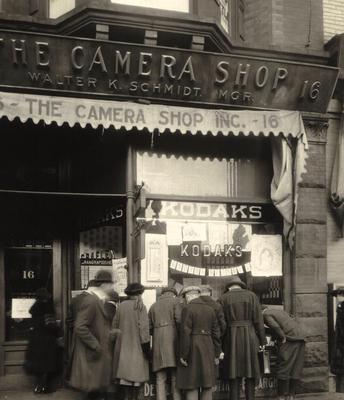 Photograph, The Camera Shop