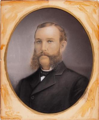 Drawing, Dr. Archibald B. Thompson