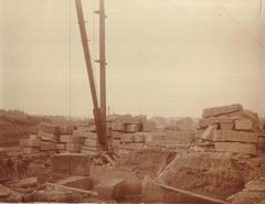 Photograph, Brown Sand Stone Quarry