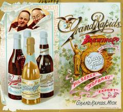 Advertisement, Grand Rapids Brewing Company