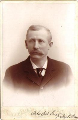 Photograph, Adolph Goetz