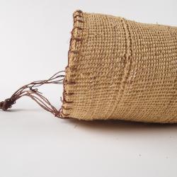 Bag, Woven Pandanus Fiber