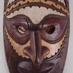 Mask, New Guinean