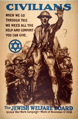 Poster, Civilians
