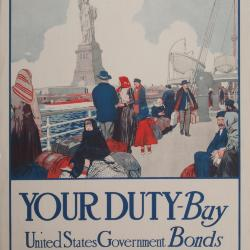 Poster, Remember Your First Thrill Of American Liberty