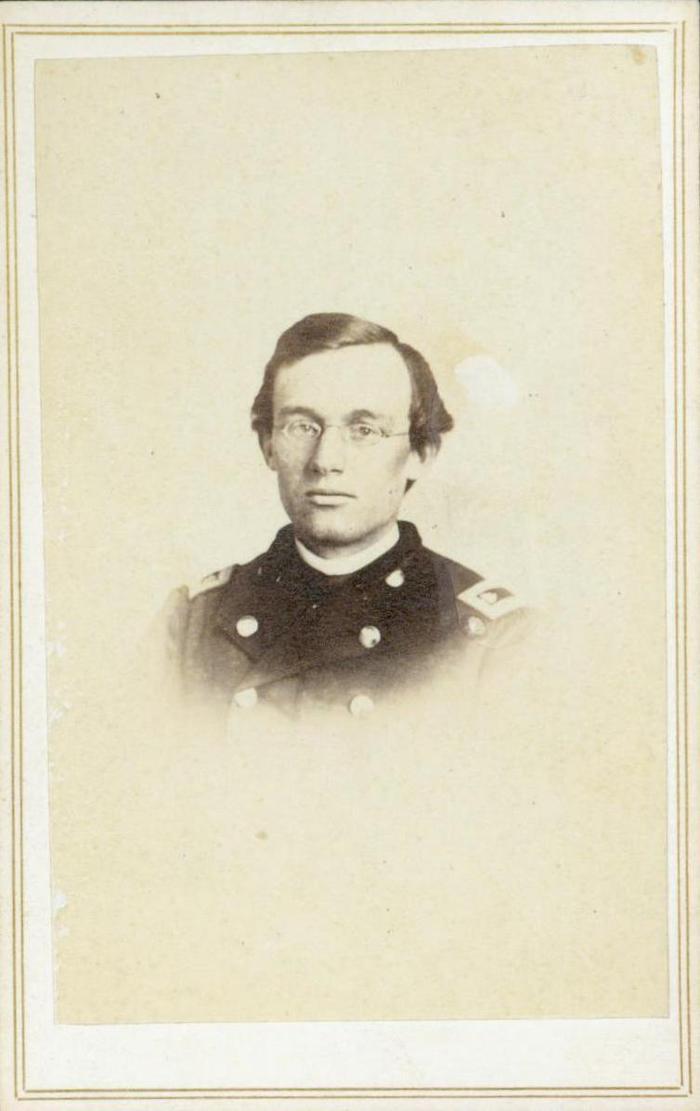 Photograph, John B. Yates