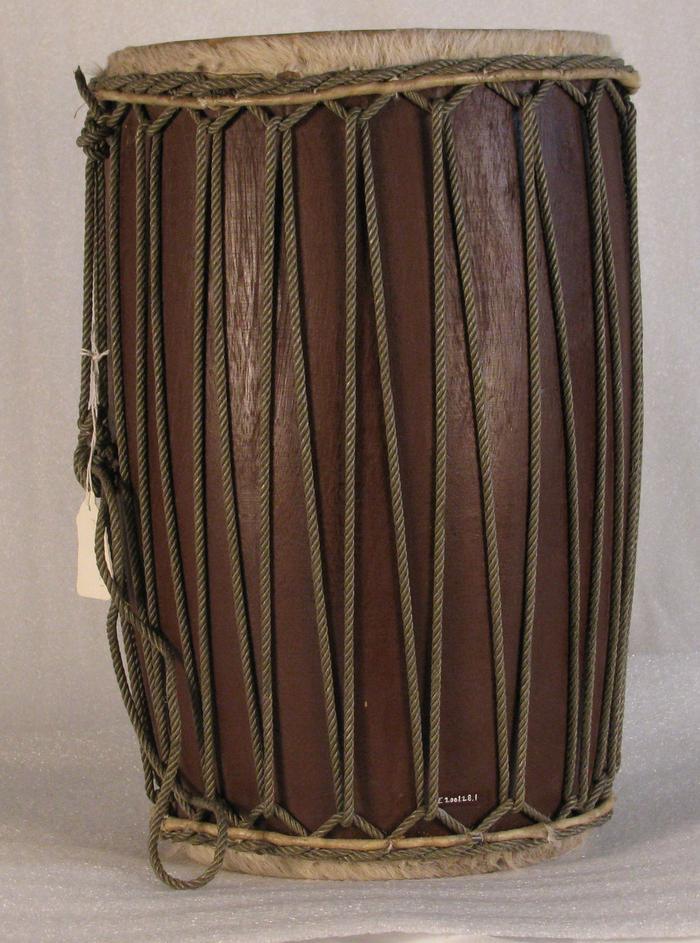 Double-headed Barrel Drum