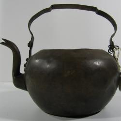 Tea Kettle, Copper