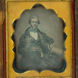 Cased Photograph, George W. Dart