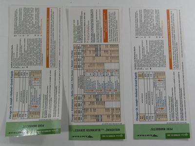 Amtrak Service Records