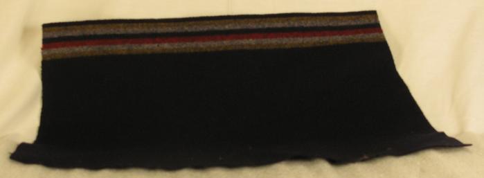 Wool Blanket Sample