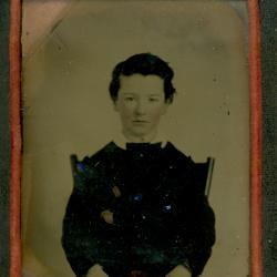 Cased Photograph, Chauncey Betts