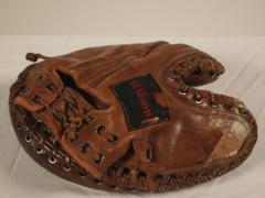 Catcher's Mitt, Grand Rapids Chicks,  All-american Girls Baseball League Archival Collection #66