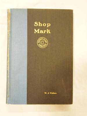 Bound Periodical, Shop Mark, Volume IV and Volume V
