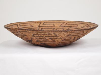 Bowl, Woven