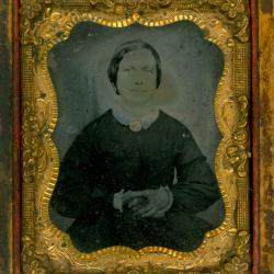 Cased Photograph, Mary Kelly