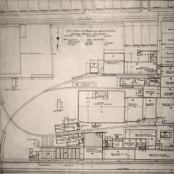 Photograph, Plat Plan of the American Seating Company