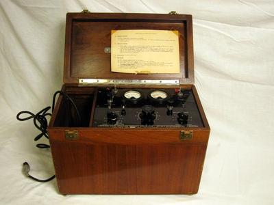 Machine, Electrotherapy