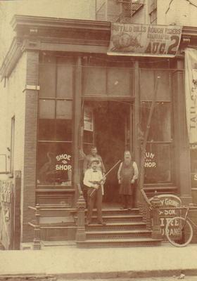 Photograph, Lindberg Gun Shop