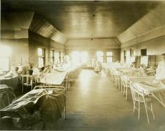 Photograph, Hospital Ward