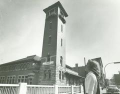 Photograph, Grand Trunk Railroad Station