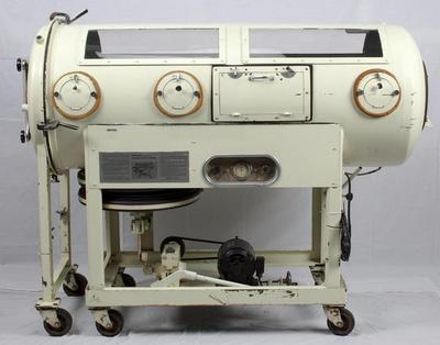 Iron Lung, The Drinker-Collins Duplex Respirator