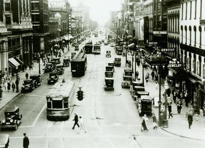 Photograph, Downtown Grand Rapids