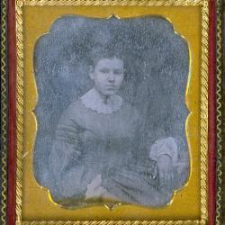 Cased Photograph, Unidentified Woman