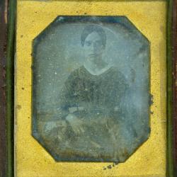 Cased Photograph, Selina C. Lewis