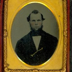 Cased Photograph, Unidentified Man