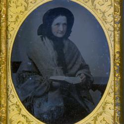 Cased Photograph, Grandma Ingerson