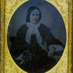 Cased Photograph, Aunt Eliza