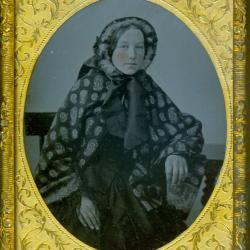 Cased Photograph, Elizabeth