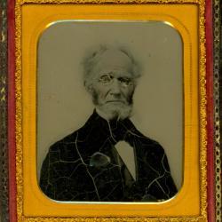 Cased Photograph, Robert Church