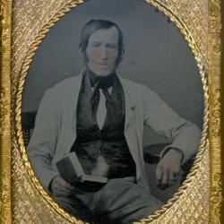 Cased Photograph, Mr. Ingerson