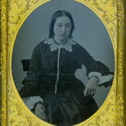 Cased Photograph, Aunt Jane