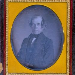 Cased Photograph, Jerry Church