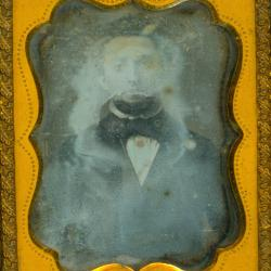 Cased Photograph, Horatio Webster