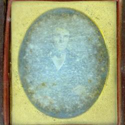 Cased Photograph, William Hatch