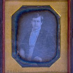 Cased Photograph, Harry Gibbs