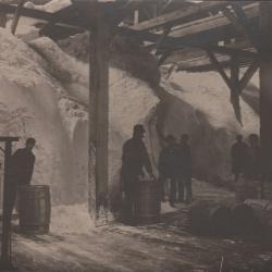 Photograph, Salt Mining